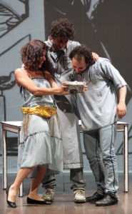 Falafel Express Spettacolo Teatro Compagnia Lumen